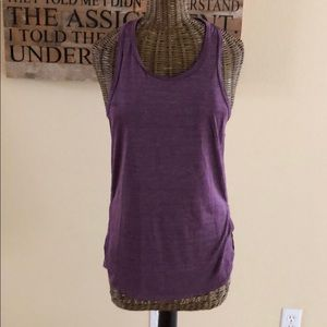 Z by Zella Phenom Tank Purple XS